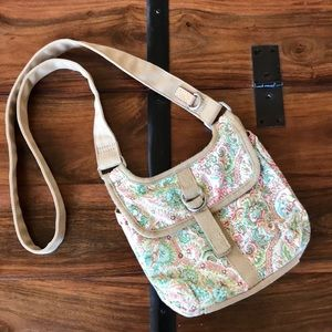Fossil Authentic Classic Crossbody Bag